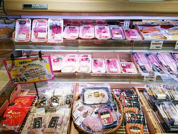 お肉もお魚もお野菜も買えるミオえきっち…の画像