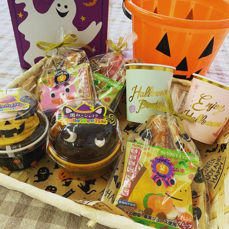 【開催報告】10月ハロウィン座談会♪