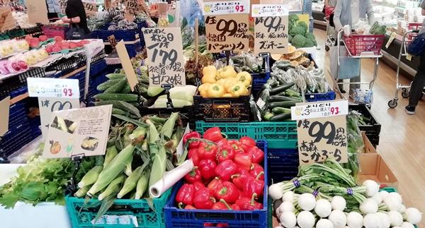 ★おおさかパルコープ星ヶ丘店★たっぷり野菜で初夏を乗り切ろう!【6月20日】