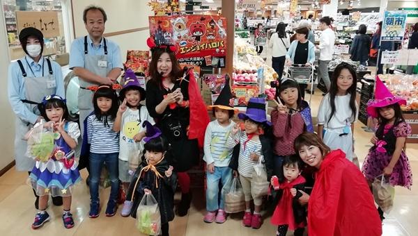 ★フレスト香里園店★今年も元気に始まりました!☆ハロウィンパレード2019
