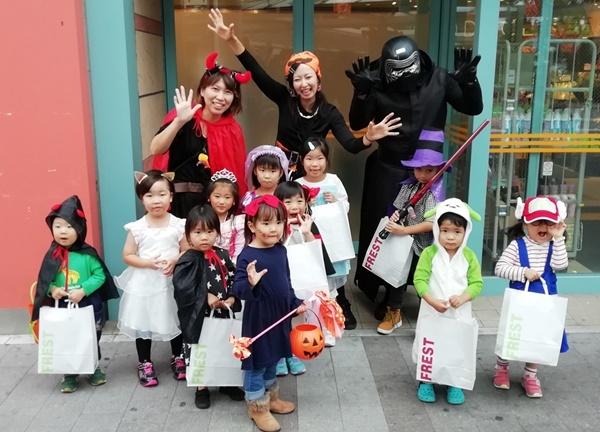 ★フレスト寝屋川店★気になる黒い影とともにレッツハロウィン!☆ハロウィンパレード20…