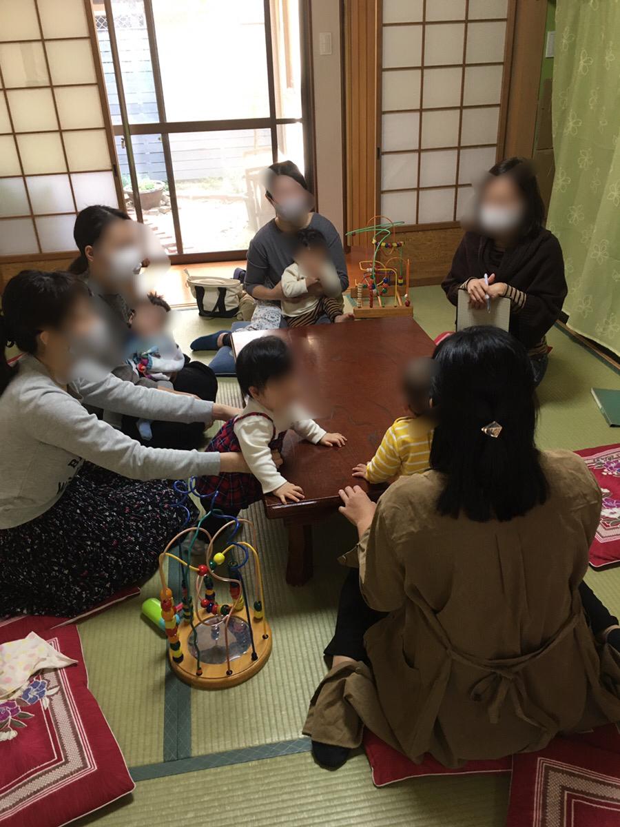 10月の座談会♪の画像