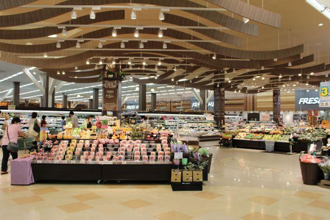 スーパーセンターイズミヤ八幡店さんへ行…の画像