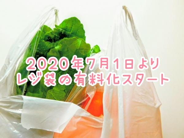 ★レジ袋有料化に伴う各店舗さんからのお知…の画像