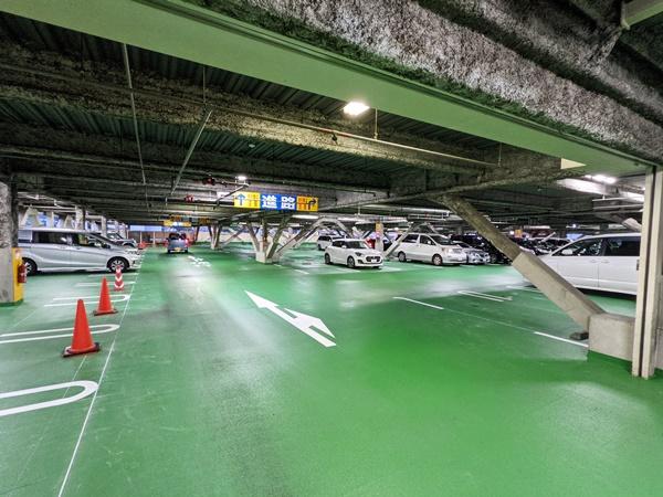 ★ライフ寝屋川店★3階駐車場が…の画像