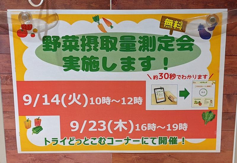 ★イズミヤ寝屋川店★9月23日(木)16~19時…の画像